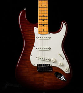 Fender Flame Maple Top American Custom Strat