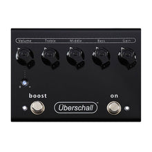 Bogner Uberschall Pedal - preowned