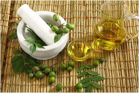 Neem Carrier Oil For Treatment