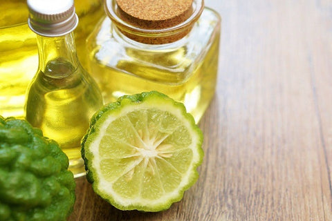 Bergamot Essential Oil for Anxiety