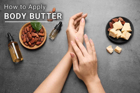 How to Apply Bodu Butter