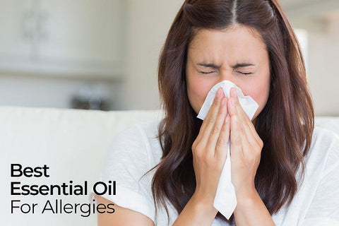 Best Essential Oil For Allergies