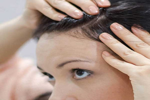 Tea Tree Essential Oil For Dandruff And Hair fall
