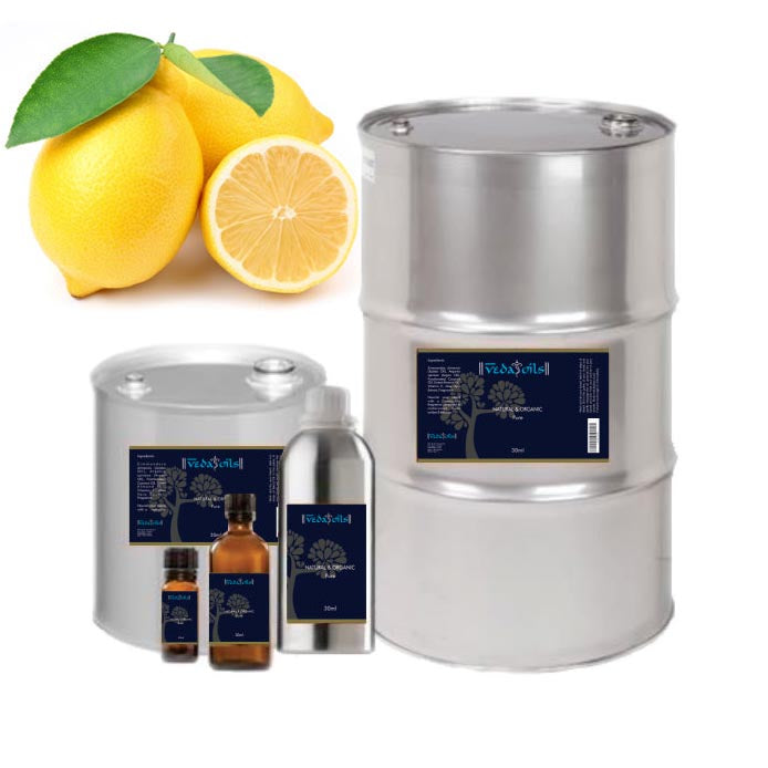 Lemon Hydrosol Water - VedaOils.com