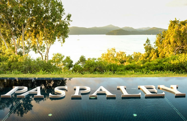 PASPALEY RETURN TO HAMILTON ISLAND