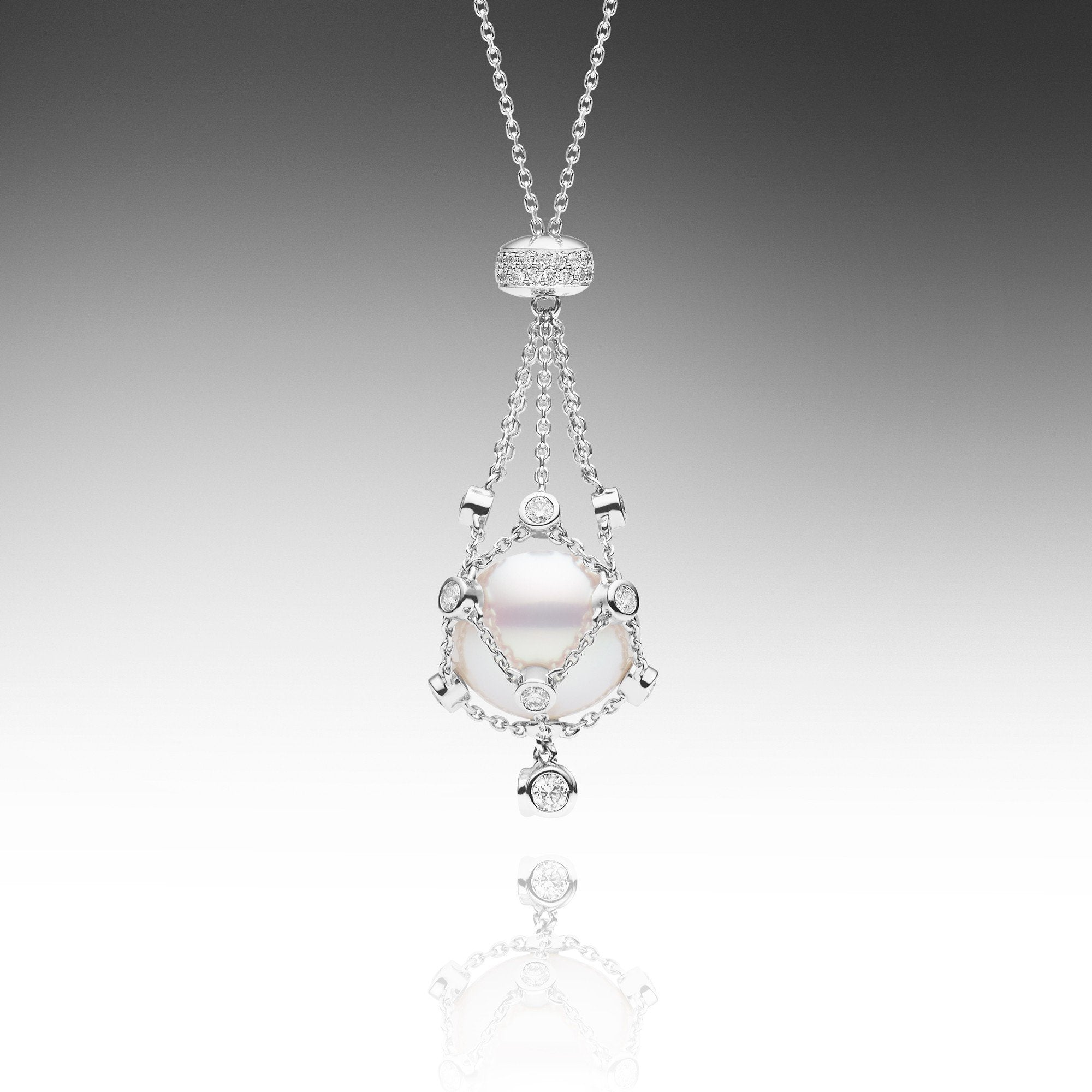Lavalier Diamond Petite - Button