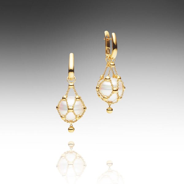 Lavalier Earrings - Circlé