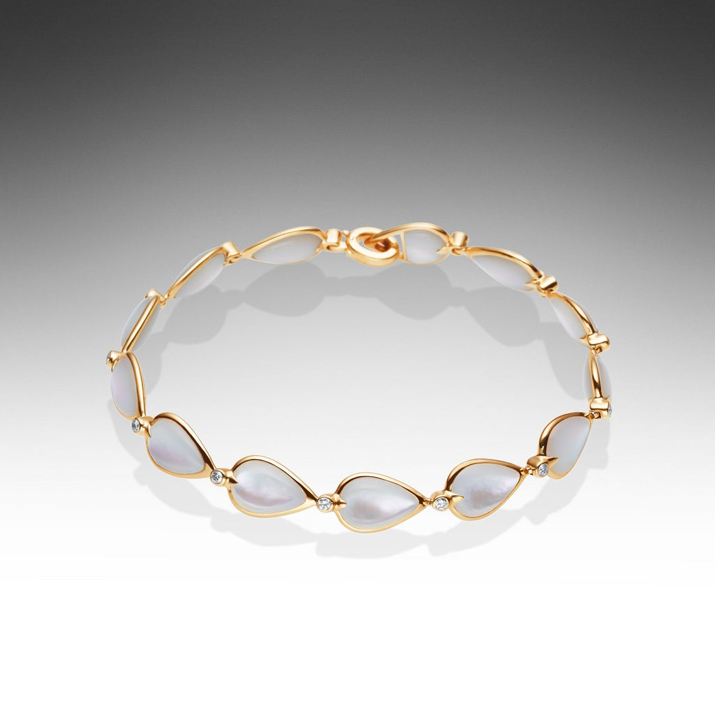 Maxima Bracelet - Yellow Gold