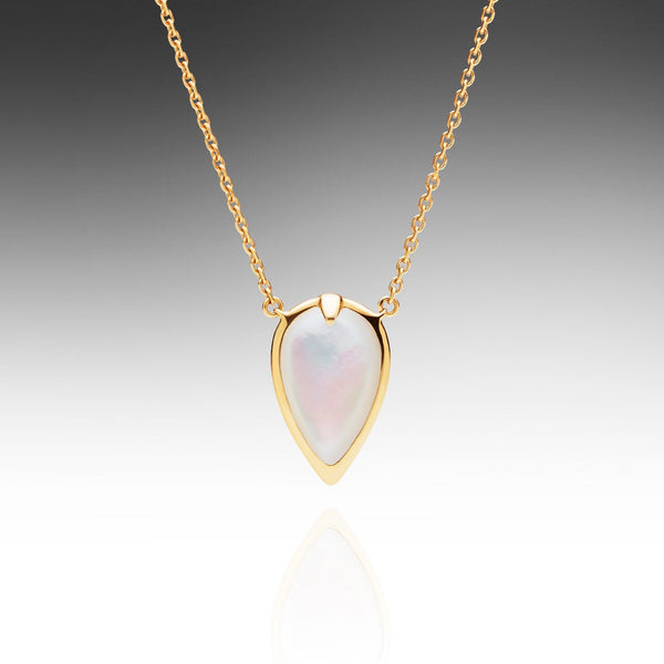 Maxima Necklet - Yellow Gold
