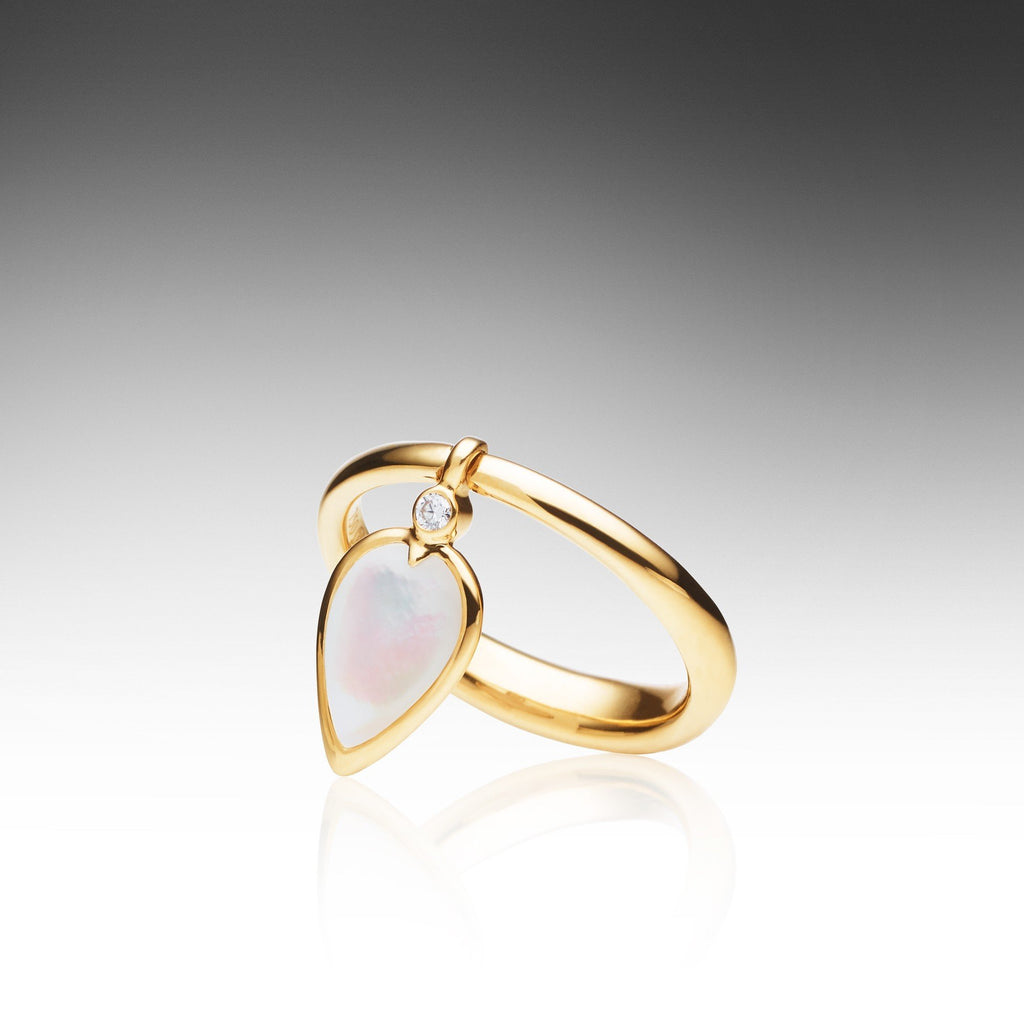 Maxima Ring - Yellow Gold