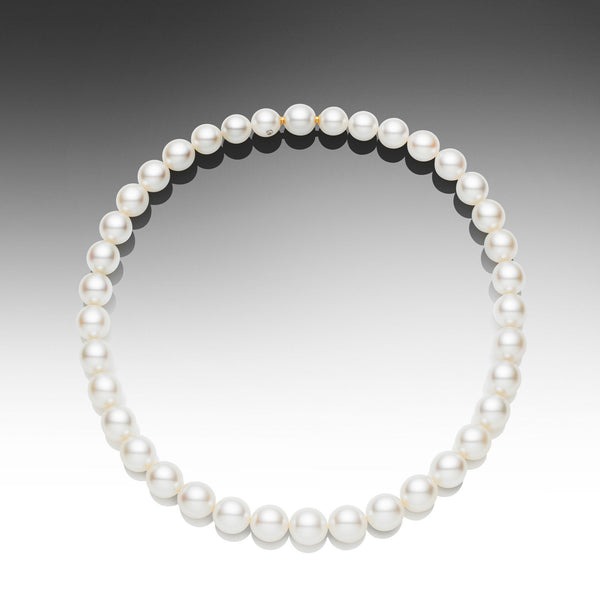 Oval Pearl Strand