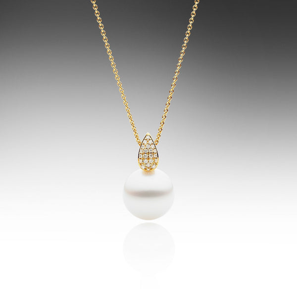 Pavé Cherish Necklace