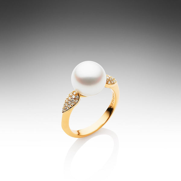 Pavé Cherish Ring