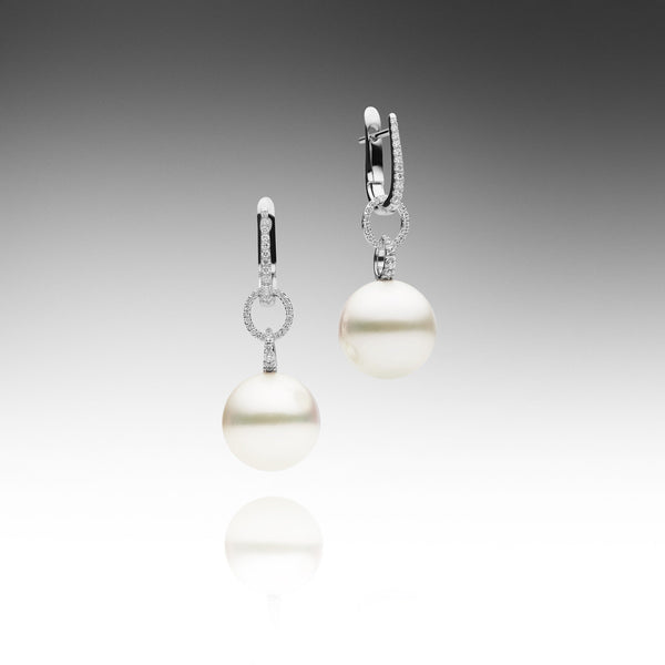 Pearls My Way Earrings
