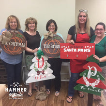 10/28/2018 2pm Pick Your Christmas Project Workshop (Clermont)