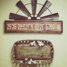 02/20/2018 (6pm) Tobacco Basket Farmhouse Sign/Cornhole Board (Clermont)
