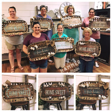 Tobacco Basket Signs Gallery