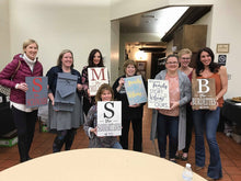 04/09/2018 6:30pm Gallery Sign Workshop (Clermont)