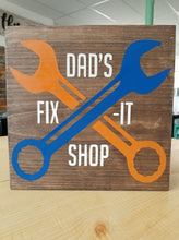 "06/16/2018 10am Father's Day Gift 12""x12"" Workshop (Clermont)"