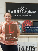 07/03/2018 6:30pm Gallery Sign Workshop (Clermont)