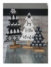 Christmas Tree Trio Gallery