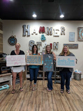 Pallet Signs Gallery