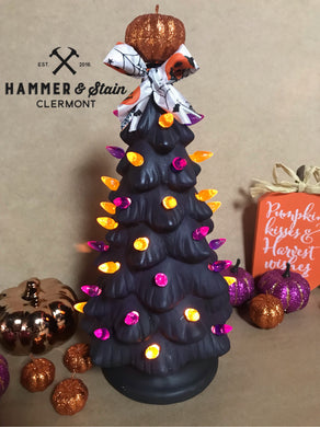 Halloween Ceramic Tree Gallery