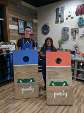 04/27/2018 (7pm) Corn hole Board/Beer Bucket Workshop (Clermont)