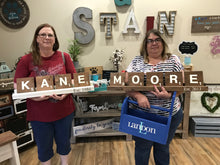 08/24/2018 6:30pm Marketing in Motion Private Party (Scrabble Tiles) (Clermont)