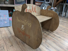 10/14/2018 2pm Pumpkin Bench Workshop (Clermont)