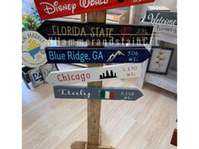Directional Signs Gallery