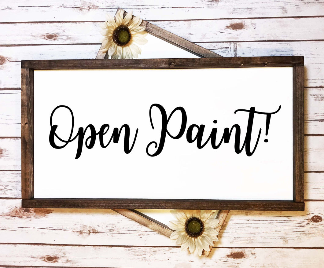 12/22/2020 10am-2pm Open Paint Session, All Ages Welcome! (Clermont)
