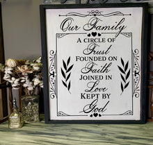 "20""x18"" Framed Sign Gallery"
