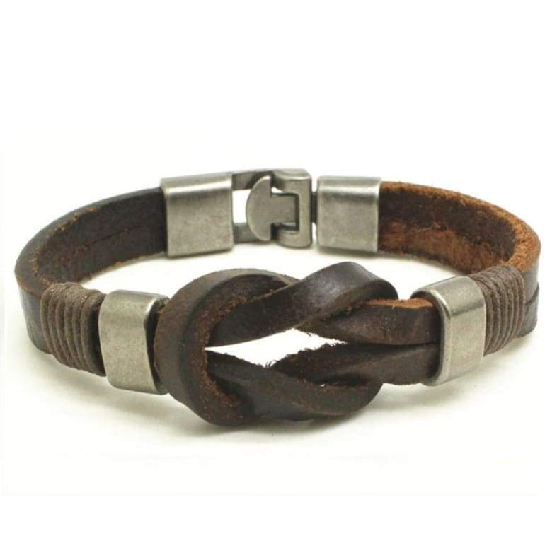 Bracelet Homme double cuir only-gentlemen.com Free Shipping