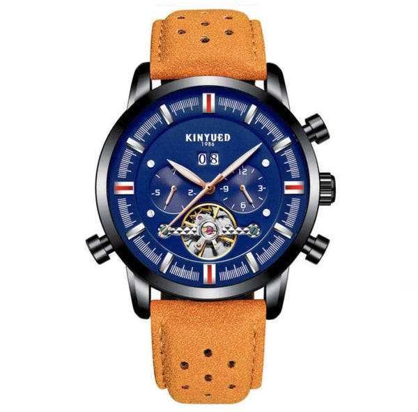 Kinyued - Montre Homme Strand Automatique Only-Gentlemen.com Free Shipping