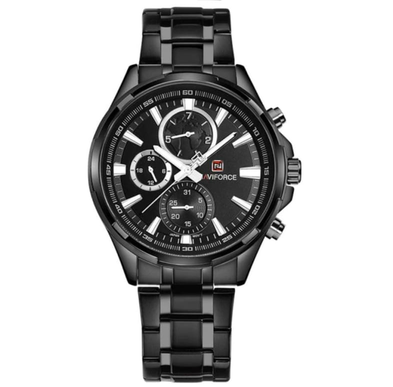 Naviforce - Montre Homme Military A Quartz Only-Gentlemen.com Free Shipping
