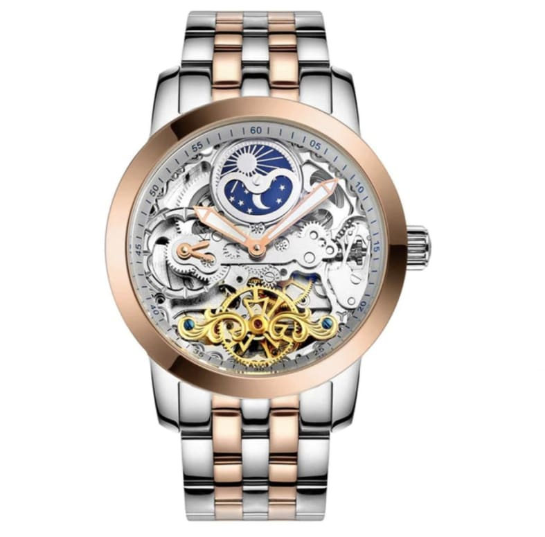Neos - Montre Homme Squelette Automatique Only-Gentlemen.com Free Shipping
