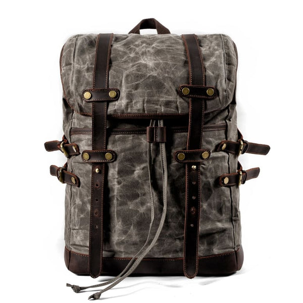 American backpack Backpacks only-gentlemen.com Free shipping