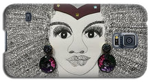 Afro Superwoman - Phone Case