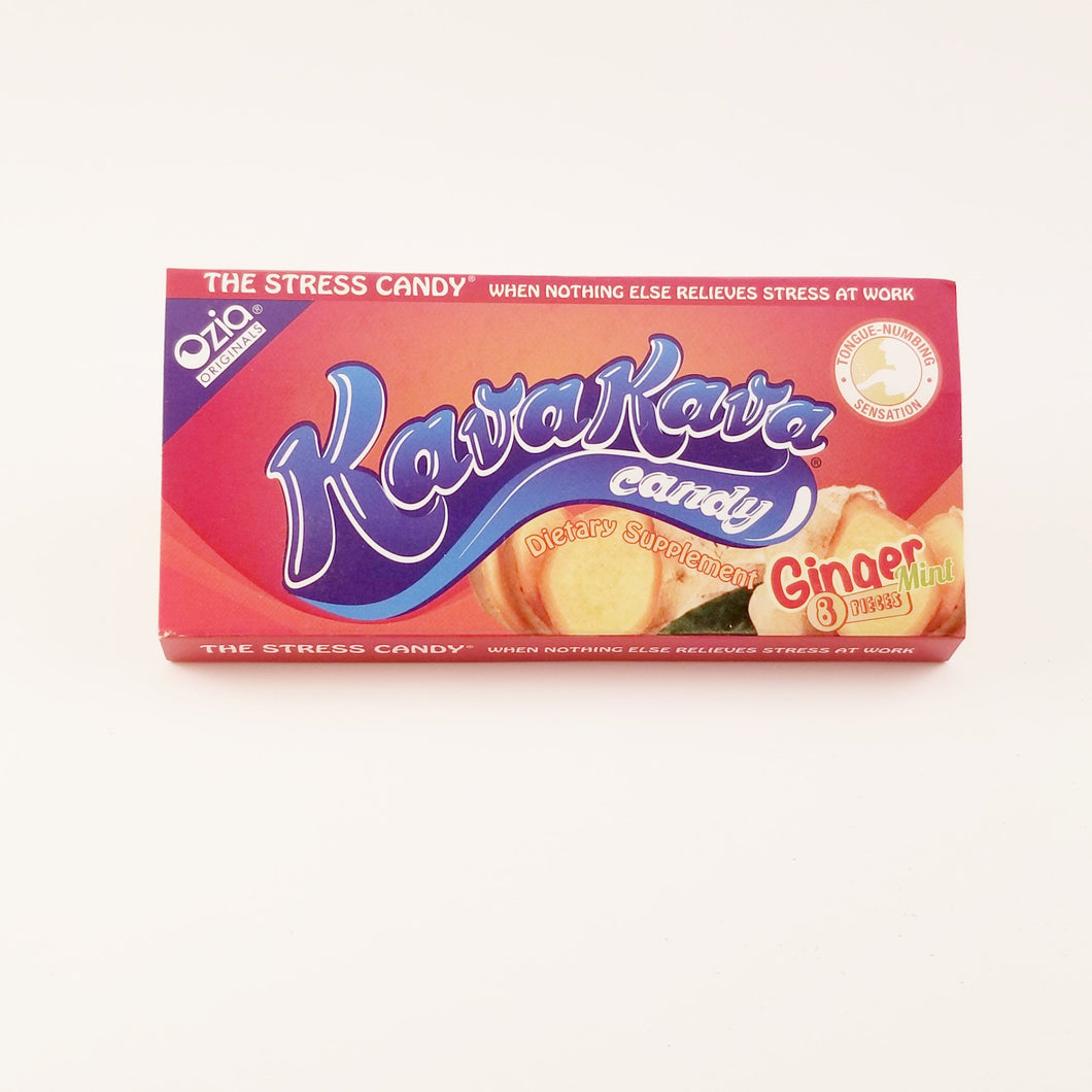 Kava Kava Candy By Ozia (Ginger Mint)