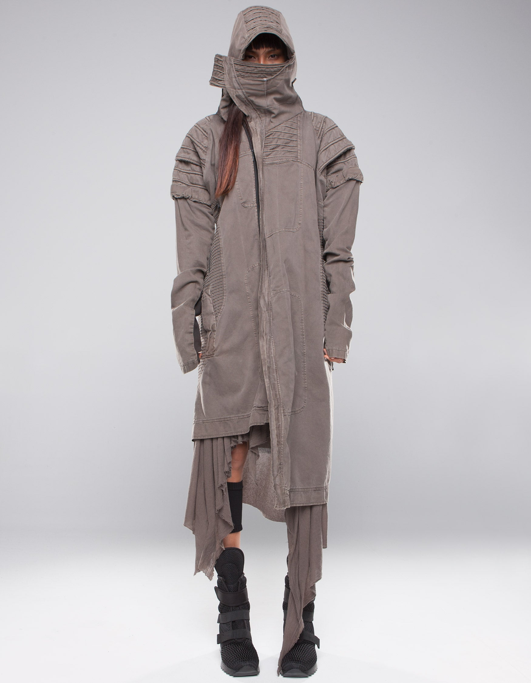 OVERCOAT FOREST KEEPER W