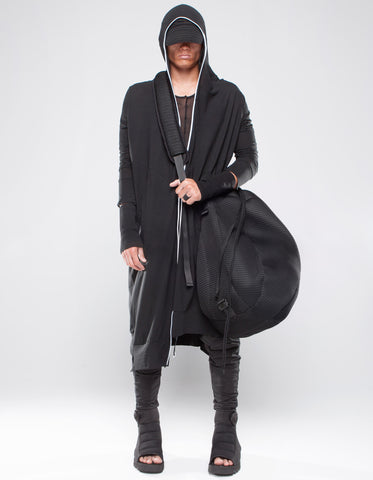 TROUSERS BAGGY TRUNK BLACK