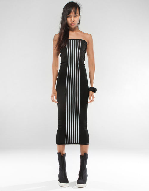 DRESS BLACK PARALLEL