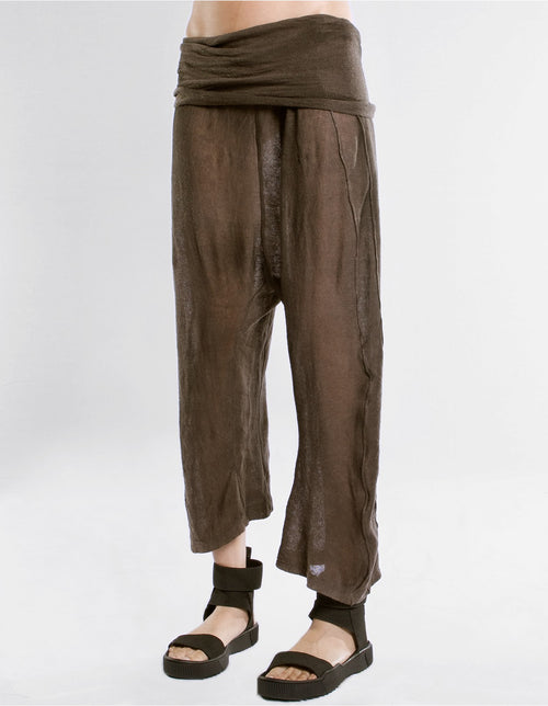 TROUSERS BAGGY WOODLAND