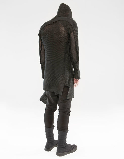 CARDIGAN BLACK ARMOR