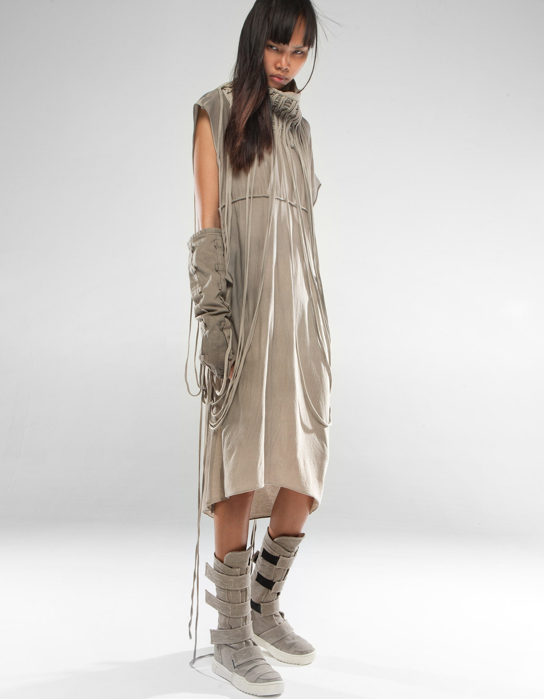 DRESS OVERSIZE ASHTAR