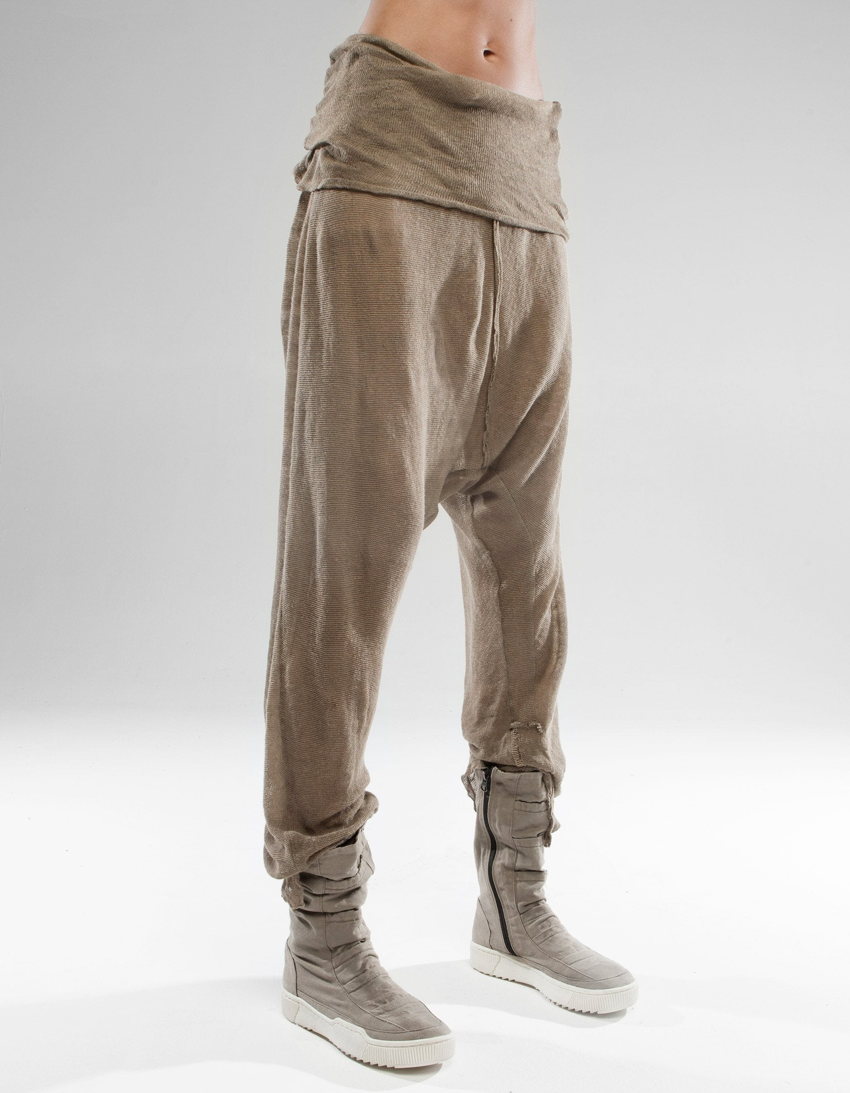 TROUSERS DEEP FOG