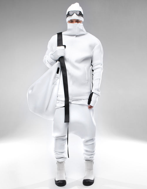 NEO JACKET WHITE HOLE