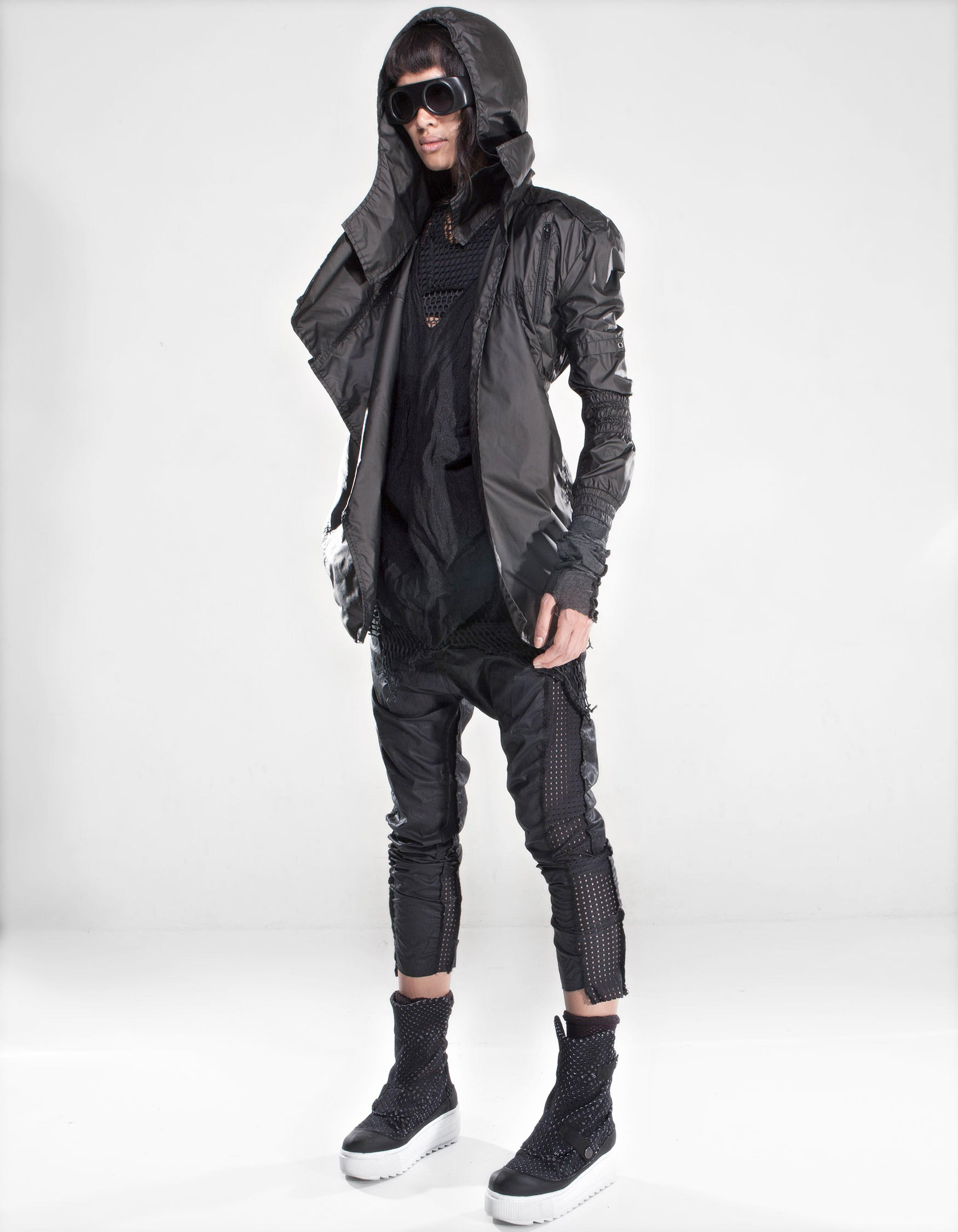 EARTH CALL JACKET FIT