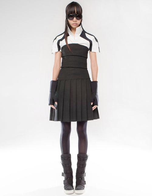 CUT OUT SKIRT SATORI
